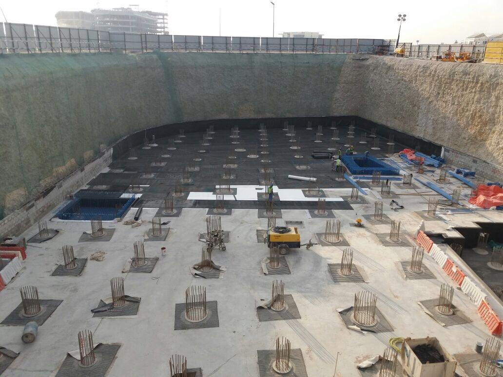 Building Basement Waterproofing